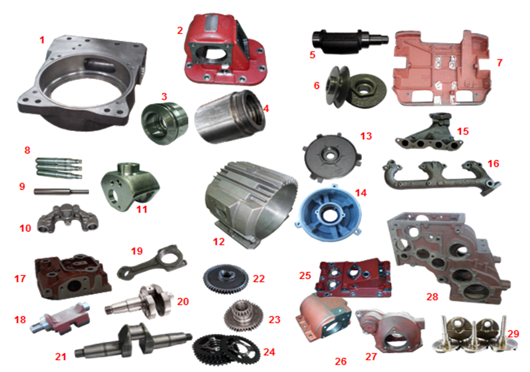 Mechanical Processing Products